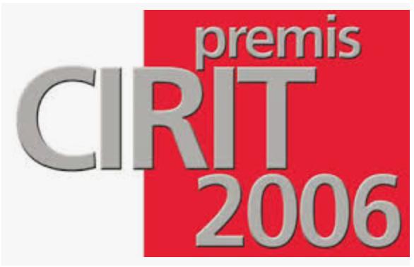 El premi CIRIT